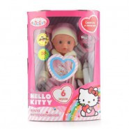 КАРАПУЗ 392428-RU-HELLO KITTY 18 СМ В КОР - Карапузики