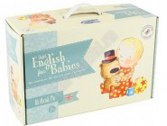 "Комплект ""SKYLARK ENGLISH for babies"" Умница - Карапузики"